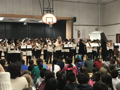 Winter Band and Strings Concert
